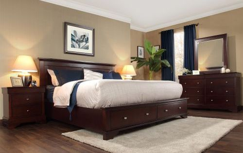 Hudson 5 piece king bedroom set 1999 at costco home for 3 rooms for 1999