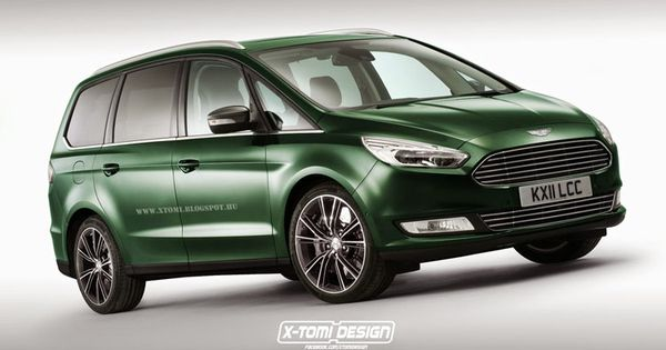 Aston Martin Made A City Car How About An Mpv Too Dengan Gambar