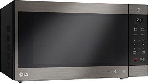 Lg Lmc2075abd Neochef Countertop Microwave With Smart Inverter