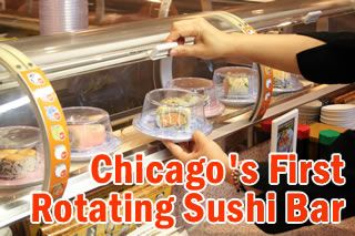 Sushi Station Revolving Sushi Bar Love This Restaurant Revolving Sushi Bar Rotating Sushi Bar Sushi On the street of north tatum boulevard and street number is 20910. pinterest