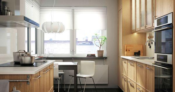 eine metod k che mit ekestad fronten in eiche ikea k chen pinterest eiche ikea k che und. Black Bedroom Furniture Sets. Home Design Ideas
