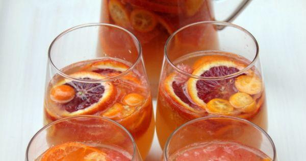 Citrus moscato sangria | Recipe | Wine, Blood orange and ... | 600 x 315 jpeg 26kB