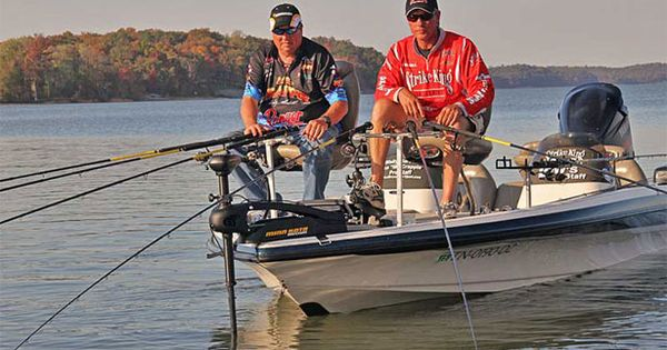Crappie Fishing Tips Spider Rigging A Good Bet For