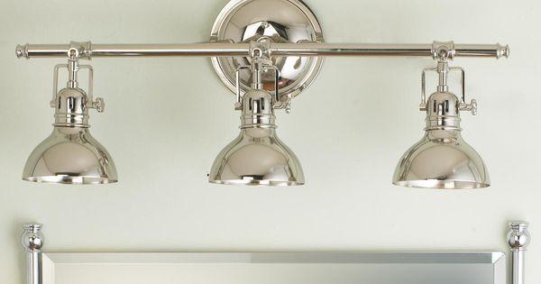 Pullman Bath Light: Pullman Bath Light - 3 Light