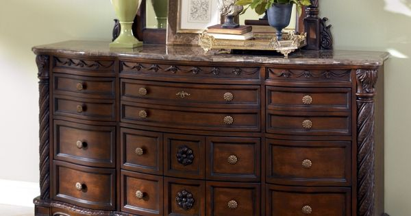 North Shore Dresser Could Be Used As Side Table In Dining Room Minus The Mirror Millennium By