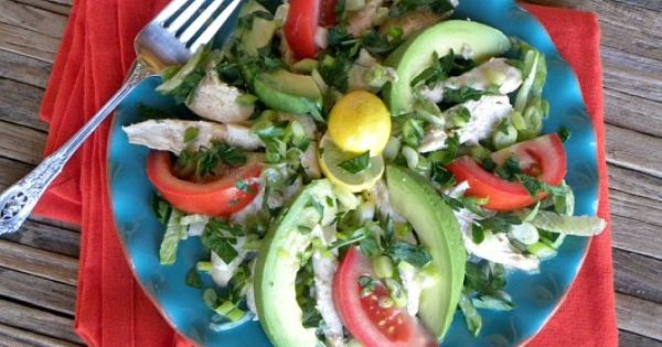 Chicken salads, Sous vide and Mexican chicken salads on Pinterest