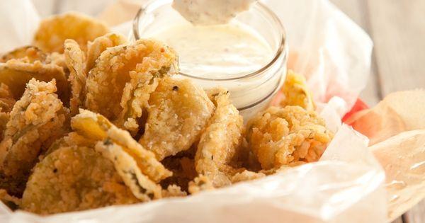 Paula Deen's fried pickles Ingredients Add to grocery list 1 24-ounce Jar