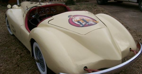 Custom bodied 1958 MGA | Classic European sports cars ...