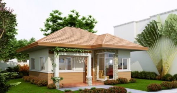 Small House Design Series Shd 2014008 Pinoy Eplans Beautiful Small Homes Small House Design House Design Pictures Small but beautiful house plans