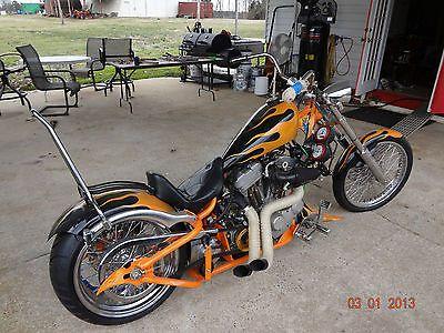 Used Harley Davidson Wheels >> Modified Orange Ford Lightning 2002 Harley Buell Custom