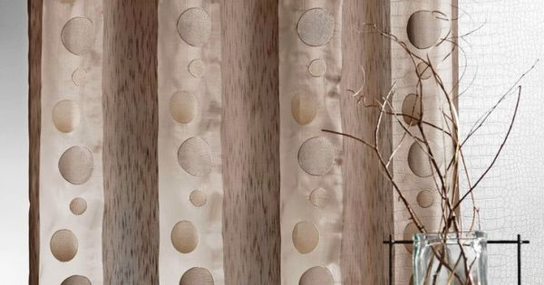 Rideau babou babou rideau rideaux voilage babou babou for Babou decoration