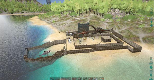 Steam community ark survival evolved ark survival for Modern house ark