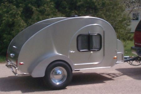 I Ve Always Wanted A Teardrop Trailer I Would Build Mine Large