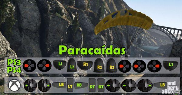 Truco De Paracaidas Trucos De Gta 5 Trucos De Gta V Trucos De Gta