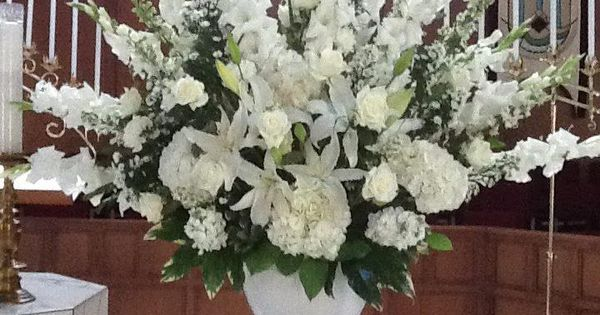 Altar Flower Arrangements Bloomfields Weddings Has The Flower Sprays