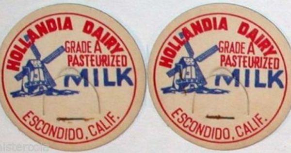 Vintage Ephemera Vintage Milk Caps Dairy Bottle Cap Junk Journal Bottle Top Old Milk Caps Milk Bottle Planner Accessories Bottle Cap