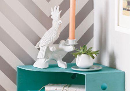 aus einem zeitschriftensammler aus holz wird eine. Black Bedroom Furniture Sets. Home Design Ideas