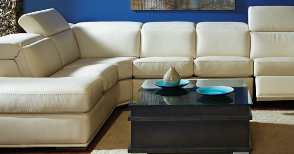 Jaymar Furniture Canadian Made Leather And Fabric Sofas