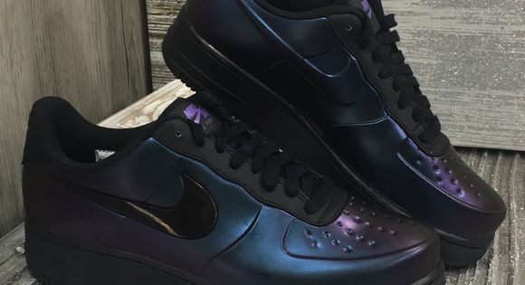 Nike AF1 Foamposite Pro Cup court