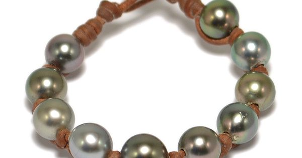 Wendy Mignot All Over The World Tahitian Bracelet Bora