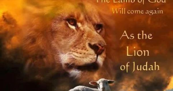 - Jesus is coming back as the Lion of Judah When Jesus is ... Conquering Lion Of Judah