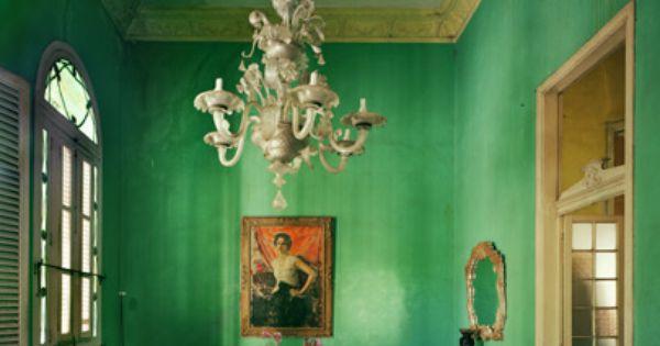 Cuba, living room