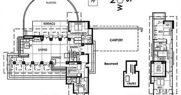 Frank Lloyd Wright The Gordon House Silverton Or Frank Lloyd Wright Frank Lloyd Wright Design Frank Lloyd Wright Homes