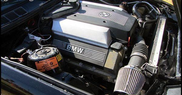 E30 M60 Swap