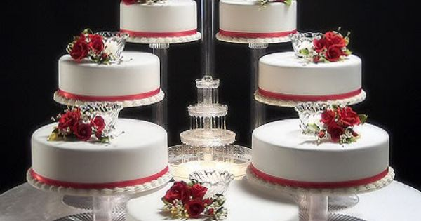 8 tier cascade wedding cake stand or fountain 8 tier cascading wedding cake stand stands set 8 10517