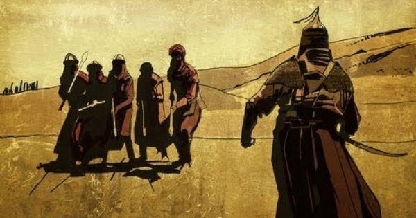 منع من العرض فيلم مصيبة كربلاء جودة عالية جدا Ancient Warriors Posters Art Prints Islamic Heritage