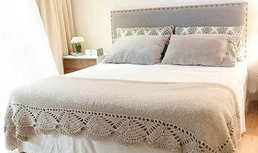 Respaldo sommier lino o pana con tachas dormitorio for Camas con cortinas