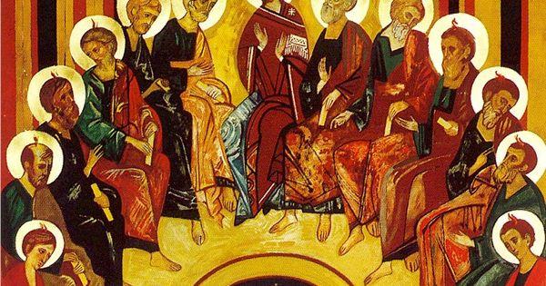 pentecoste rupnik