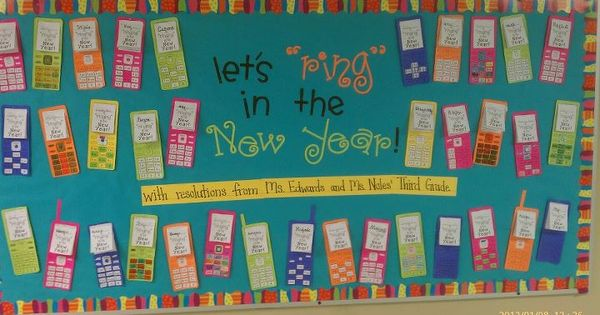 """Let's Ring in the New Year"" is a fabulous and fun idea"