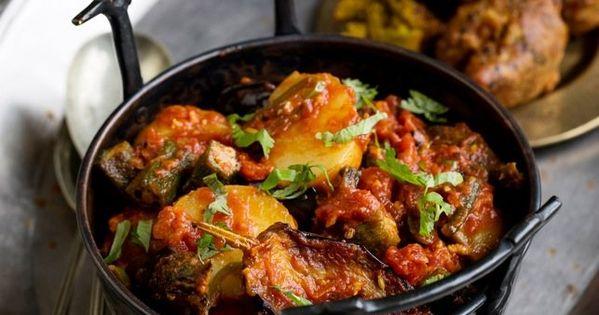 ... , Okra and New Potato Curry   Recipe   Potato Curry, Okra and Curries