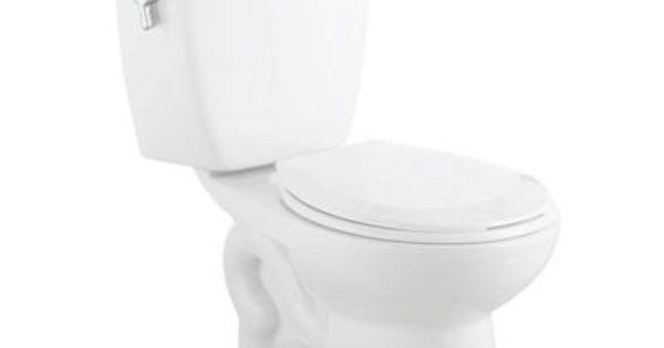Glacier Bay Dual Flush 4 8 6l 2 Piece Toilet Home