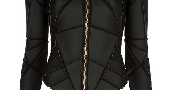 Cyberpunk jacket / by Gareth Pugh
