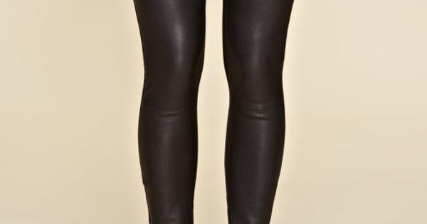 Dover Leather Maternity Leggings
