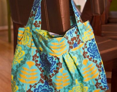 Diana Hobo Bag - looks big enough for a cute diaper bag
