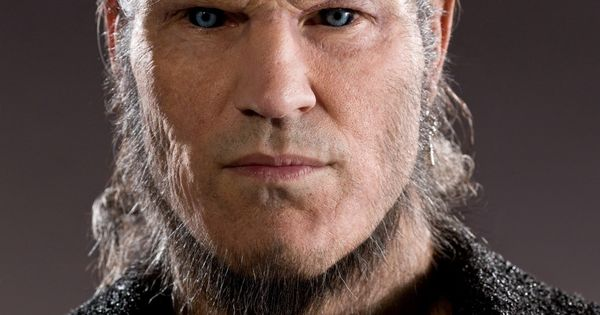 dave legeno as fenrir greyback harry potter and the