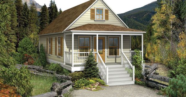 Details about steel frame cabin kit 1 bedroom 1 bath for Steel frame cabin