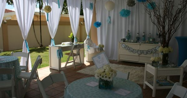Its a boy baby shower ideas