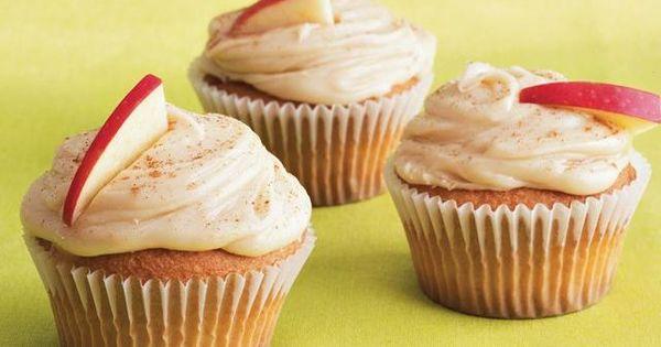 Caramel Spice Cupcakes Recipe from Betty Crocker