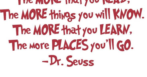dr suess all the places you go book | oh the places