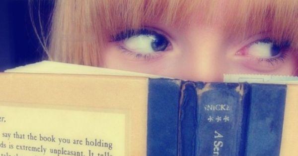 """I buy books like some women buy shoes."" ... so true"