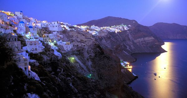 Santorini Greece, one of my favorite places