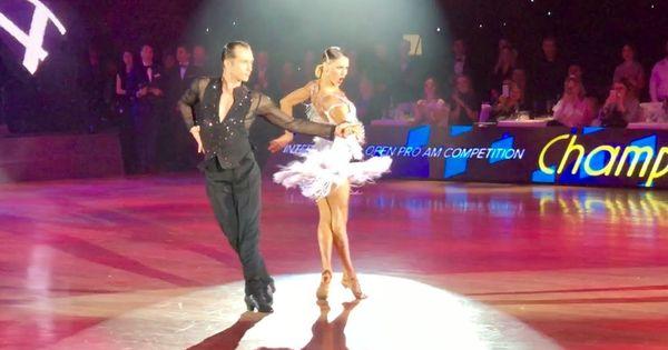 Riccardo Cocchi Yulia Zagoruychenko Champions Ball 2018 Cha Cha Cha Champion Cha Cha Youtube