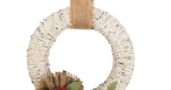 Christmas Grapevine Wreath
