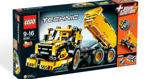 8264 1 Hauler Lego Technic Lego Lego Sets