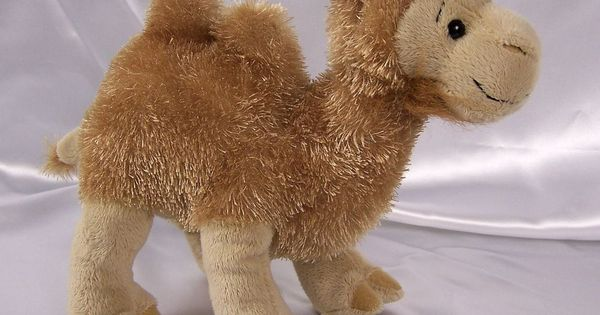 Hump Day Toys : Webkinz camel hump day plush retired ganz animal camels