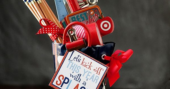 More back to school teacher appreciation ideas with printables